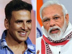 Akshay Kumar appreciates PM Narendra Modi for talking about sanitary pads in Independence Day speech