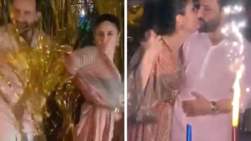 Saif Ali Khan Birthday: Kareena Kapoor Khan shares a goofy boomerang video wishing the sparkle of her life