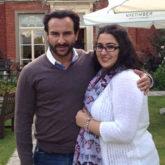 Saif Ali Khan Birthday: Sara Ali Khan shares unseen childhood pictures wishing her father