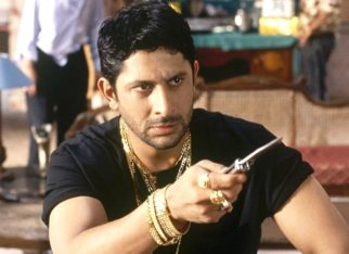 Arshad Warsi reacts to a creative CV made on his popular character Circuit
