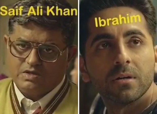 Gajraj Rao shares a meme from Badhaai Ho after Saif Ali Khan announces second child with Kareena Kapoor
