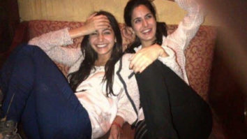 Katrina Kaif shares candid picture with Anushka Sharma; says she felt happy seeing the picture