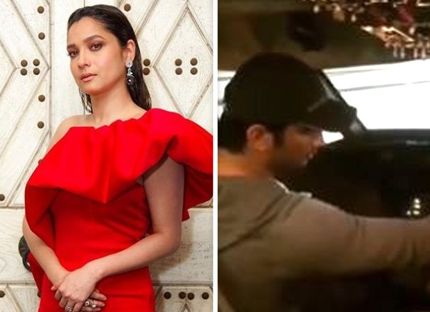 Ankita Lokhande shares video of Sushant Singh Rajput in a flight simulator after Rhea Chakraborty claims he had claustrophobia
