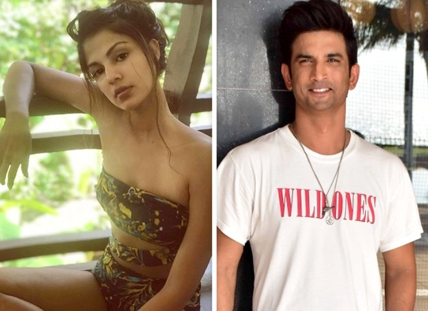 Rhea Chakraborty reveals Sushant Singh Rajput first met a psychiatrist in 2013 after a depressing phase