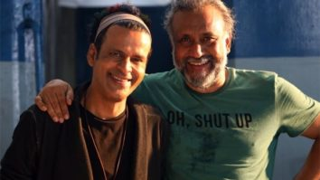 Manoj Bajpayee and Anubhav Sinha collaborate after 25 years