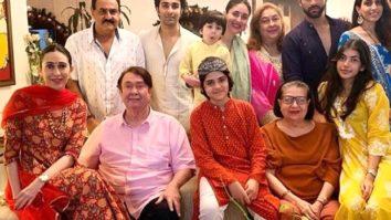 Karisma Kapoor shares pictures of the Kapoor family celebrating Ganesh Chaturthi