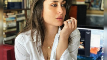 PICS: Kareena Kapoor Khan shoots at home for a magazine cover ; Saif Ali Khan turns photographer