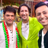 After Sonu Sood, music composer duo Salim-Sulaiman shoot for The Kapil Sharma Show