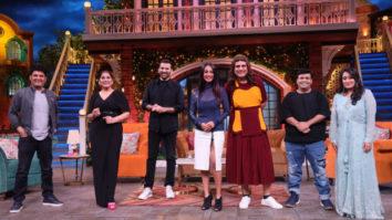 The Kapil Sharma Show: Krushna Abhishek, Archana Puran Singh and Kiku Sharda's spouses arrive as guests