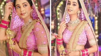"""""""Be it for reel life or real, dressing up as a bride is always wonderful,"""" says Kumkum Bhagya's Mugdha Chapekar"""