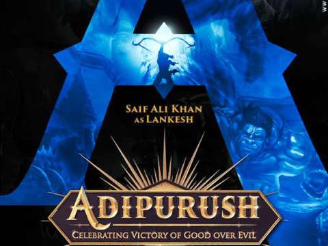 First Look Of Adipurush