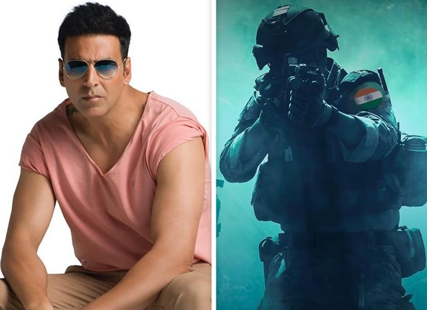Akshay Kumar mentors FAUG, an action game to be launched in October