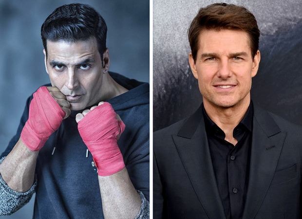 Akshay Kumar to do a Tom Cruise?
