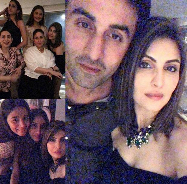 Ranbir Kapoor, Alia Bhatt surprise Riddhima Kapoor Sahni; Watch video