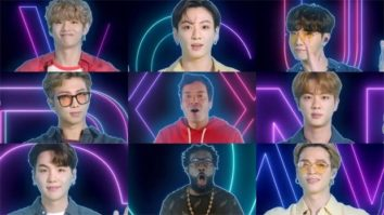 BTS Week begins withvibrant A Cappella version of 'Dynamite' featuring Jimmy Fallon and The Roots on The Tonight Show