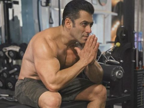 """Bigg Boss 14 Press Conference """"I'm more than happy to cut my salary down so that the others get paid""""- Salman Khan"""