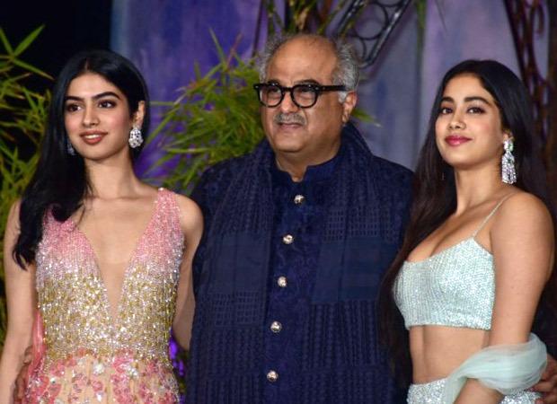 Boney Kapoor shares his daughters Janhvi Kapoor and Khushi Kapoor's paintings, praises their creativity during lockdown