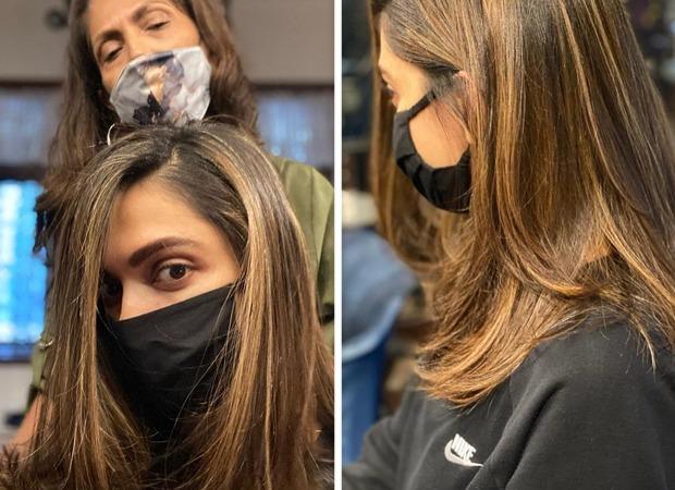 Deepika Padukone gets a new hairdo before she leaves for Goa for Shakun Batra's movie