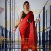 First look of Urvashi Rautela's debut Telugu film Black Rose is out