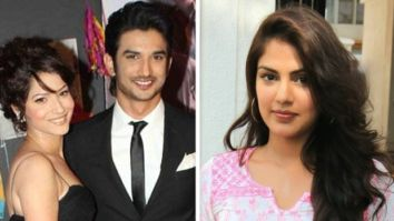Following Rhea Chakraborty's arrest, Ankita Lokhande slams her for letting Sushant Singh Rajput consume drugs