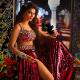 Urvashi Rautela looks stunning in the promotional song from her debut Tollywood film Black Rose.