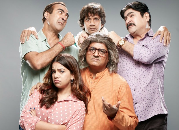 Garaj Rao, Ranvir Shorey, Vijay Raaz star in a new show titled PariWar