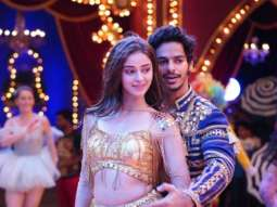 Ishaan Khatter and Ananya Panday make for the hottest duo in Khaali Peeli's dance number, 'Beyonce Sharma Jayegi'
