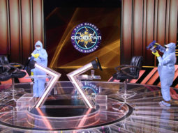 Asian Paints Sanitizes Kaun Banega Crorepati Set with its latest Sanitization Service