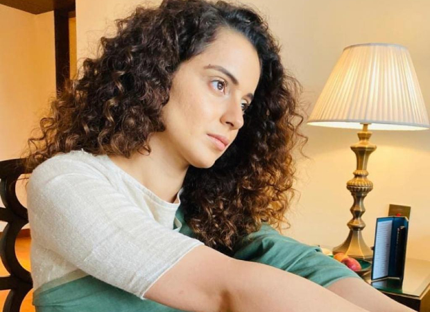BMC files a caveat against Kangana Ranaut; actress asks for maximum 7 days to respond to the notice