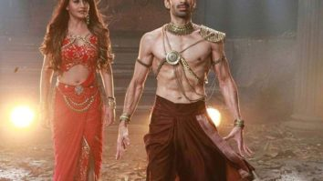Naagin 5 Surbhi Chandna and Mohit Sehgal's goofing around during the practice of Tandav is going to make your Monday better!