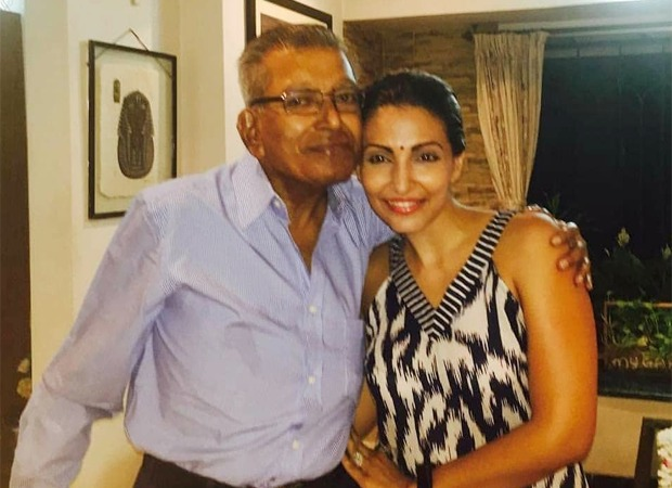 Navina Bole's father passes away, the Ishqbaaz actress pens an emotional note
