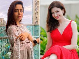 Neha Pendse denies replacing Saumya Tandon on Bhabhiji Ghar Par Hain