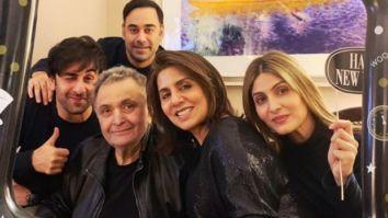 On Rishi Kapoor's 68th birth anniversary, daughter Riddhima Kapoor Sahni pens a heartfelt note