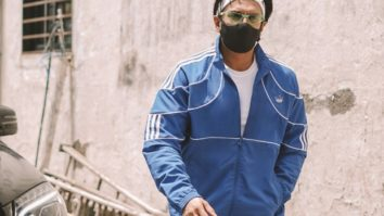 Ranveer Singh resumes work after six-months, steps out to shoot an ad