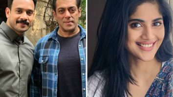 Salman Khan ropes in Tamil stars Bharath Srinivasan, Megha Akash and Narra Srinu for Radhe