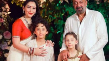 Sanjay Dutt and Maanayata Dutt head to Dubai for 10 days