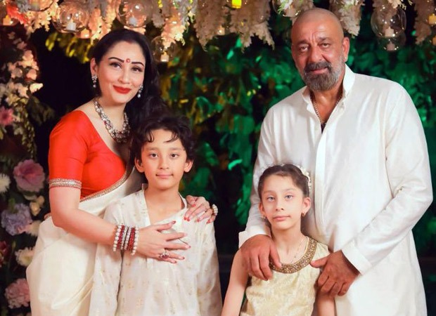 Sanjay Dutt and Maanayata Dutt head to Dubai for 10 days : Bollywood News – Bollywood Hungama