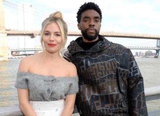 Sienna Miller reveals late Chadwick Boseman took pay cut in 21 Bridges