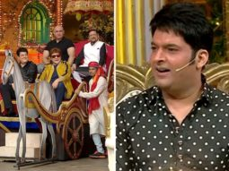 The star cast of Mahabharat reminisces the good old days on The Kapil Sharma Show