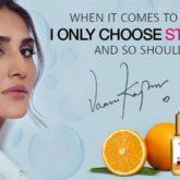 Vaani Kapoor roped in as new brand ambassador of St.Botanica