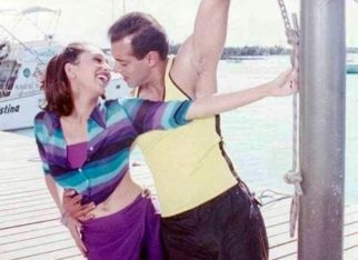 Karisma Kapoor is back with the guessing game as she shares a throwback picture with Salman Khan