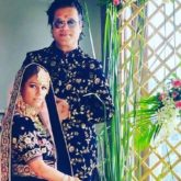 Poonam Pandey gets married to Sam Bombay; see pics