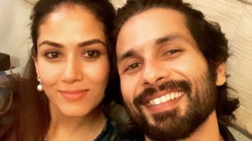 Shahid Kapoor's wife Mira Rajput says that their family is not a 'film family'