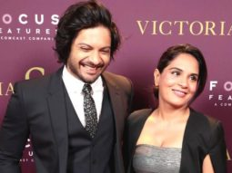 """People like you make the world a better place and we need you,"" writes Ali Fazal in support of Richa Chadha"