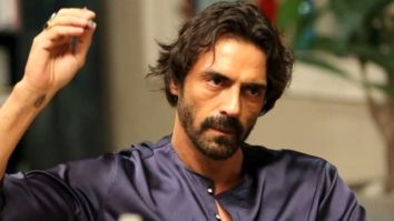 Arjun Rampal shares his look from Nail Polish as he resumes work; says 'pray for our health'
