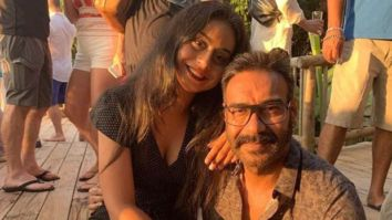 On daughter's day, Ajay Devgn pens a note for Nysa, calls her his sharpest critics and biggest weakness