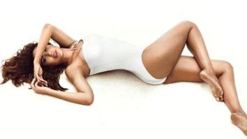 Esha Gupta flaunts her curves in a white monokini in her latest post
