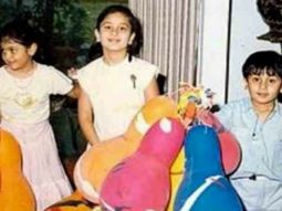 Kareena Kapoor Khan wishes her 'baby bro' Ranbir Kapoor with a childhood picture