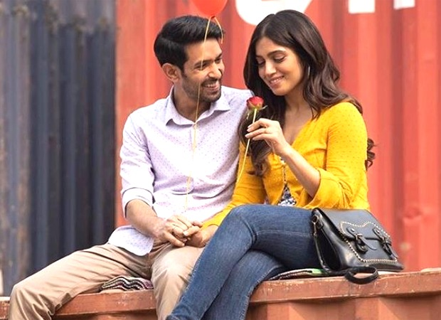 Vikrant Massey was concerned about this during his intimate scenes with Bhumi Pednekar