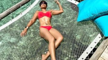 Mandira Bedi looks HOT in these pictures from her vacation in Maldives